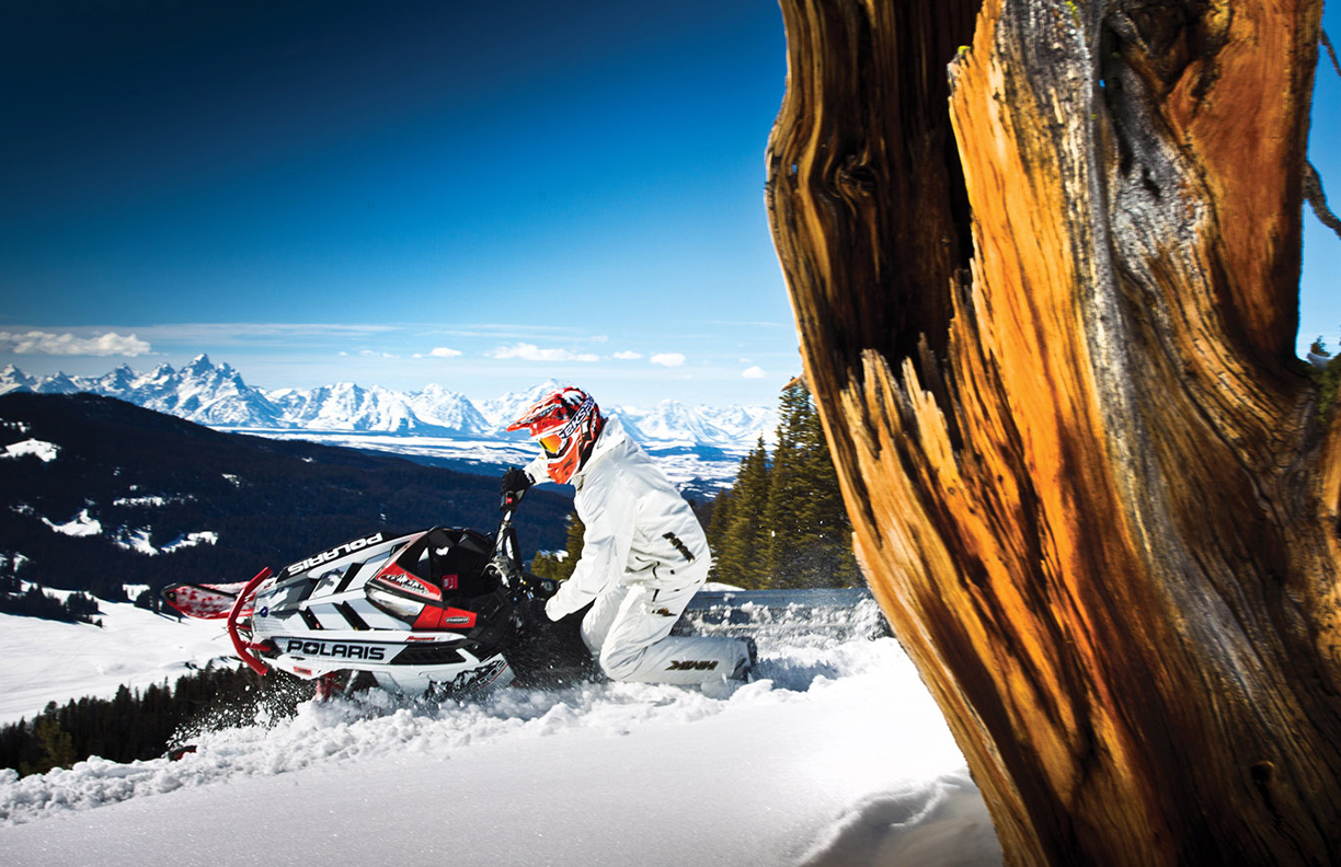 Todd Williams Wraps Up Successful Backcountry Snowmobile